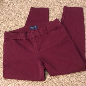 Old Navy purple pant